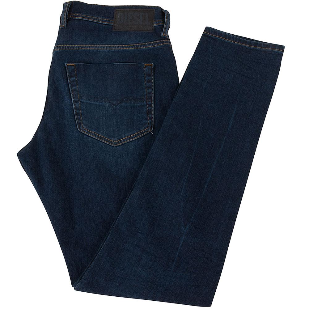 Tepphar Slim Jeans in Mid Stn