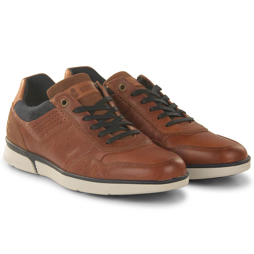Larmour Shoe in Tan