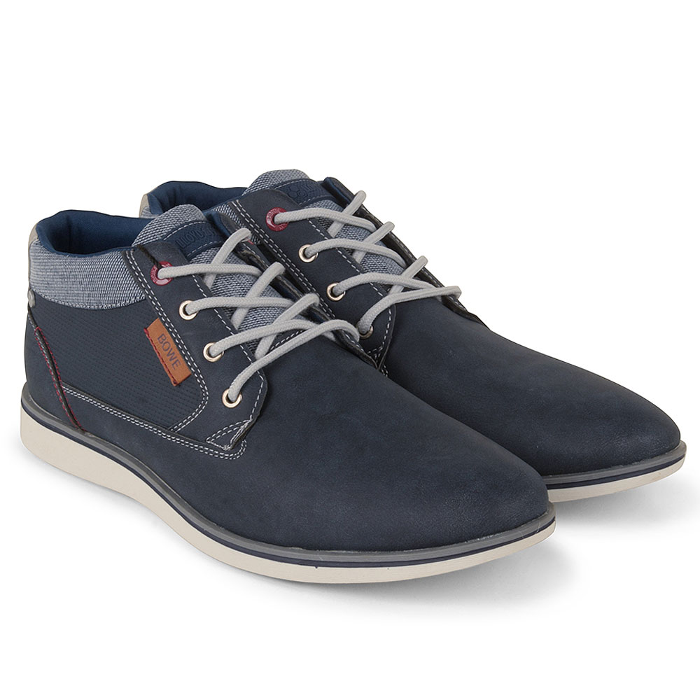Purcell Casual Boot in Navy