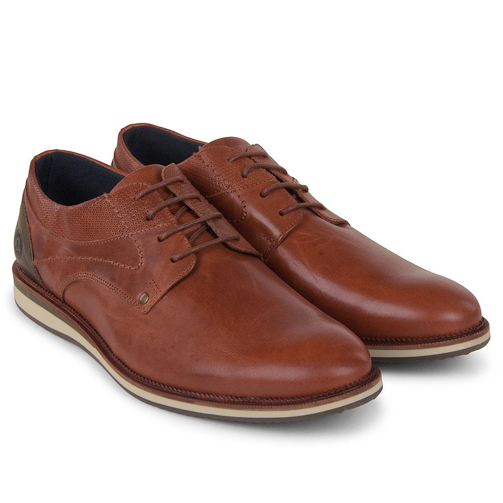 Flona Shoe in Tan