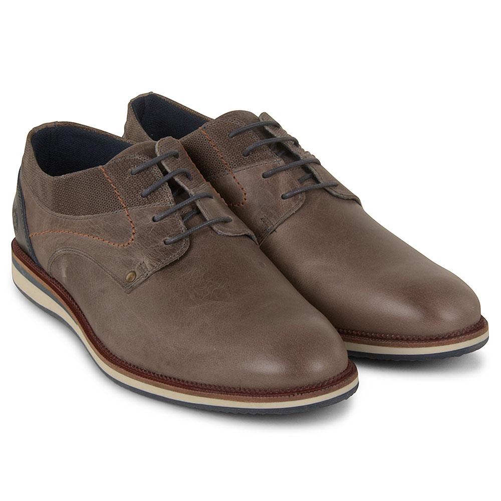 Flona Shoe in Charcoal