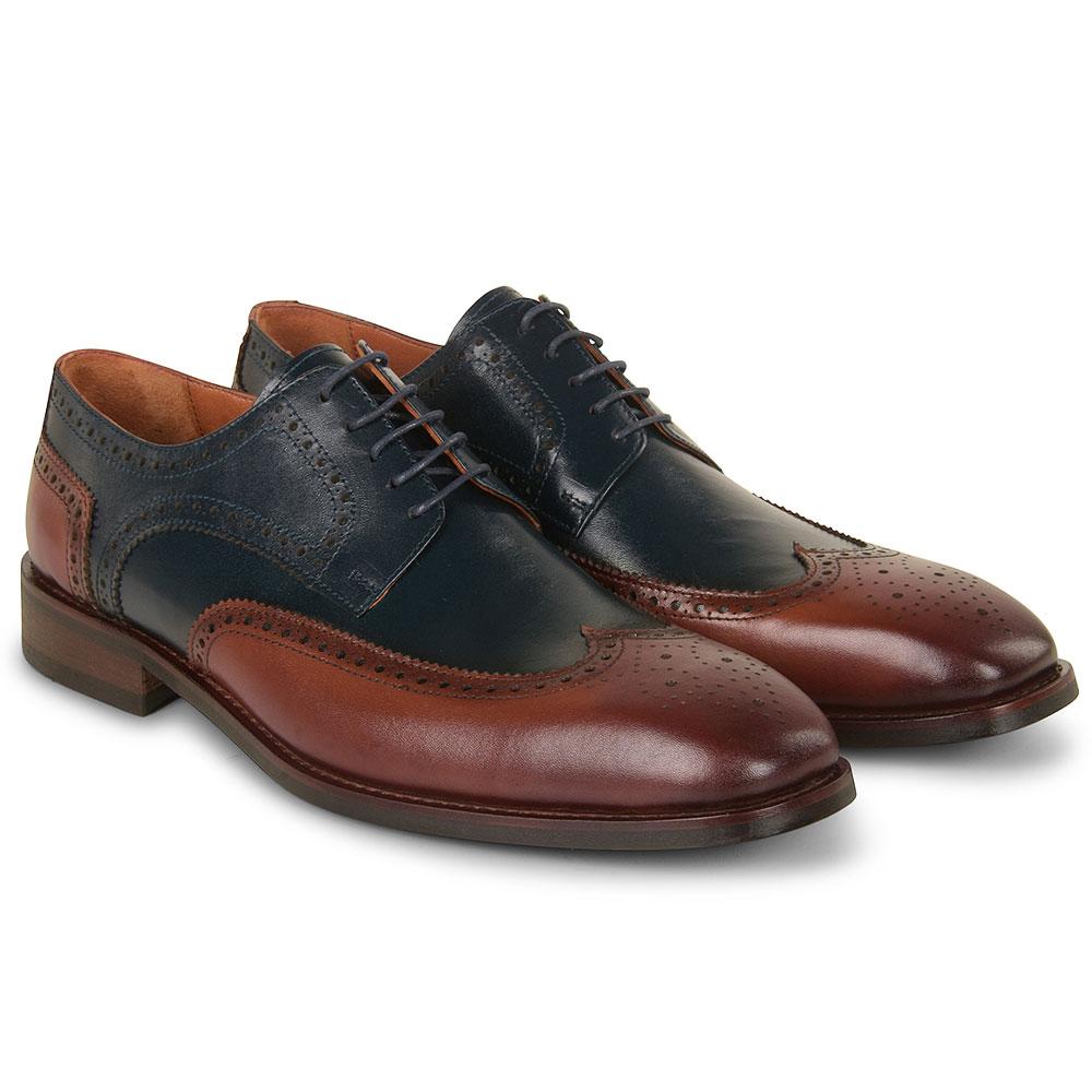 Chris Shoe in Brown