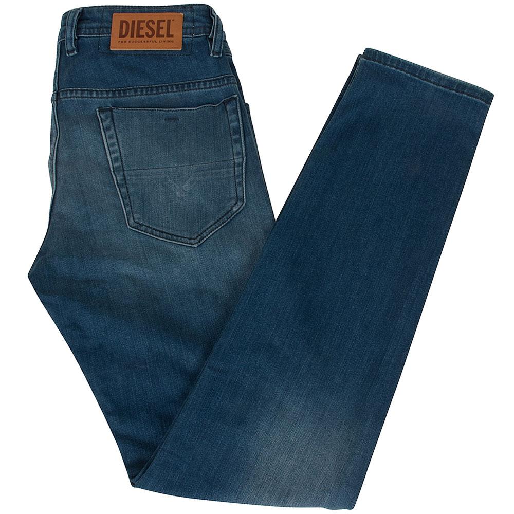 Thommer X Skinny Jeans in Stonewash