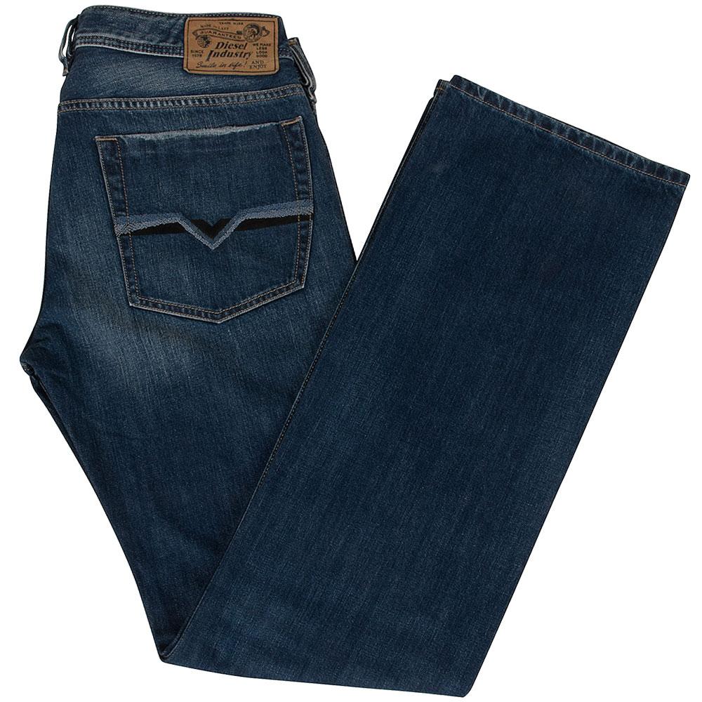 Zatiny Bootcut Jean in Stonewash