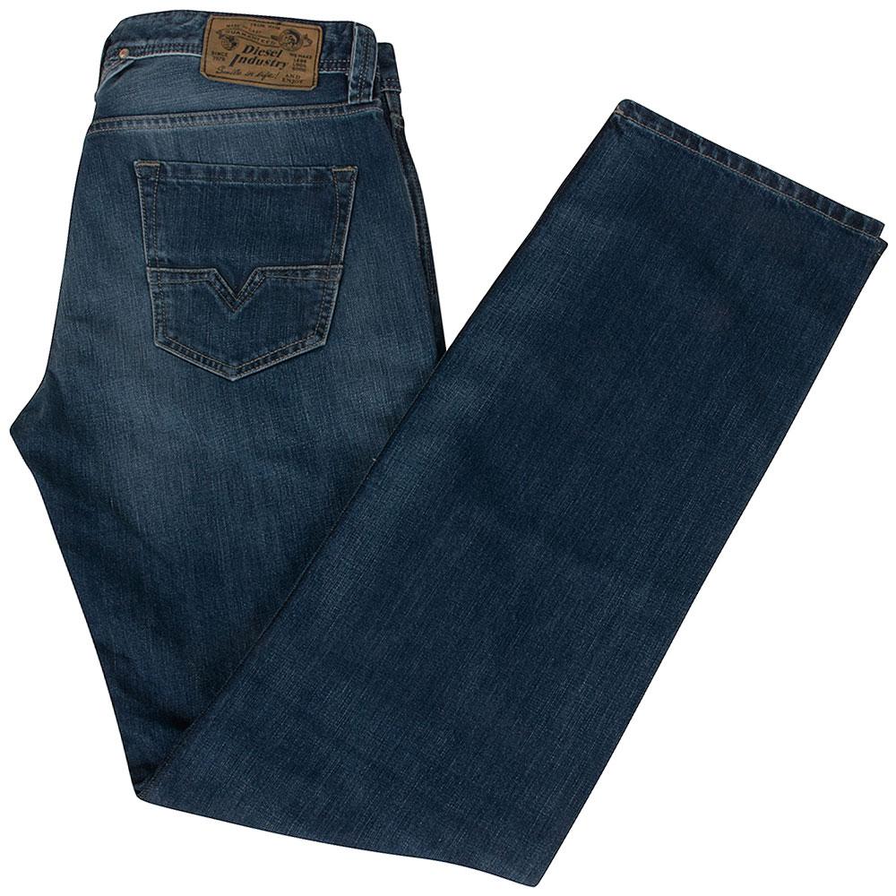 Larkee Regular Jeans in Stonewash