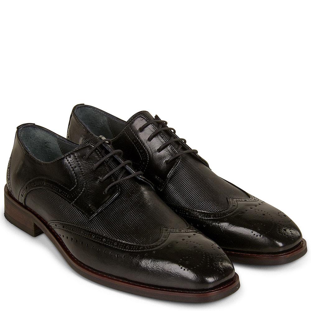 George Shoe in Black