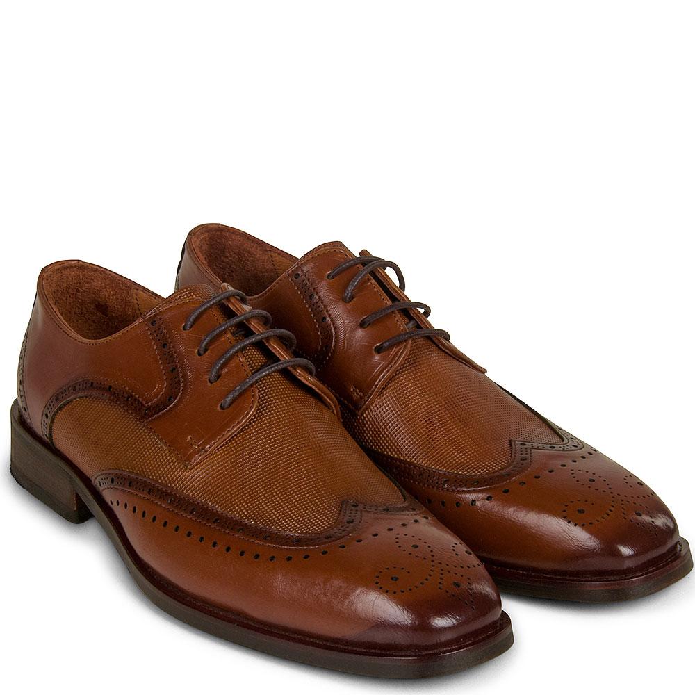 George Shoe in Tan