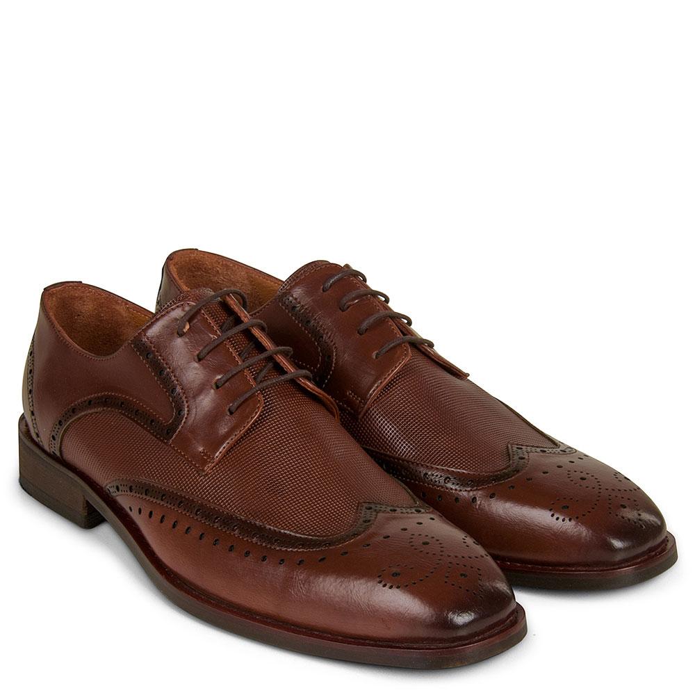George Shoe in Brown