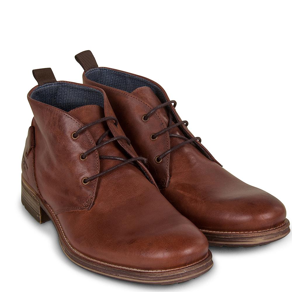 Gilroy Boot in Tan