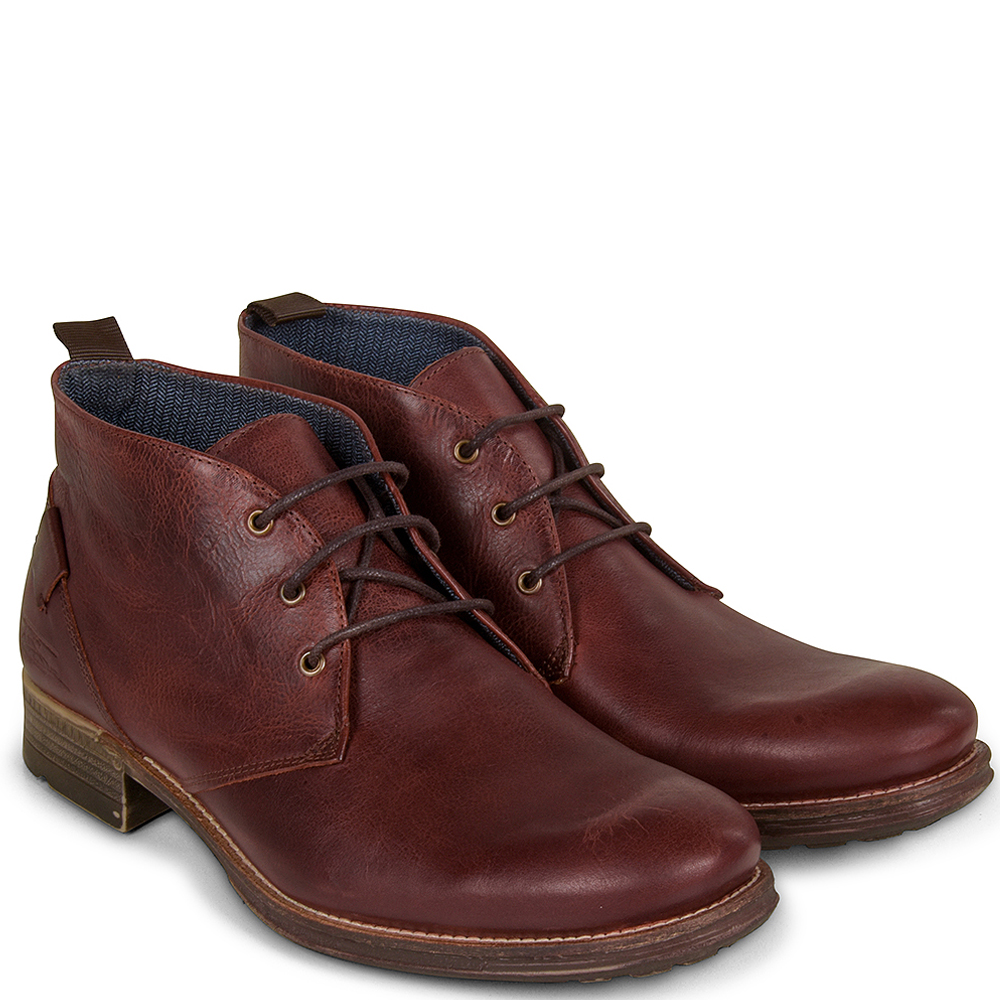 Gilroy Boot in Brown