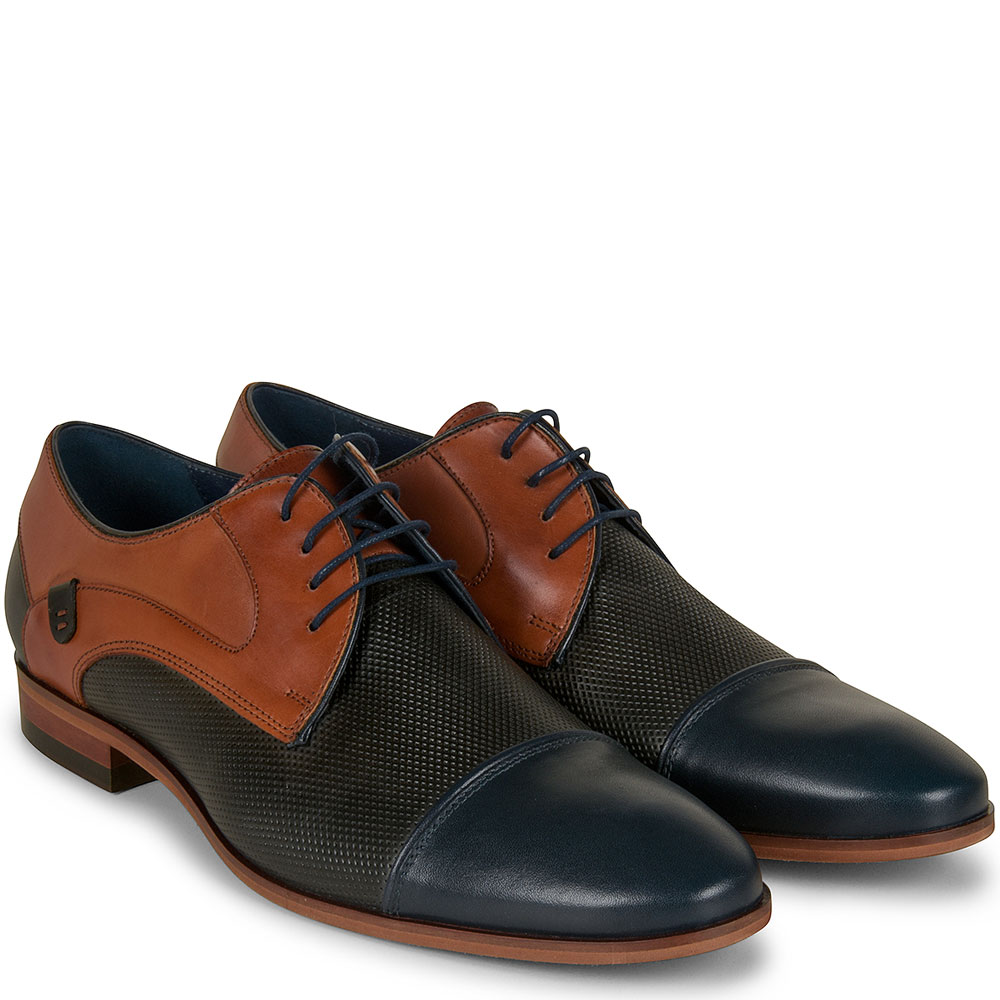 Dress Shoe in Navy