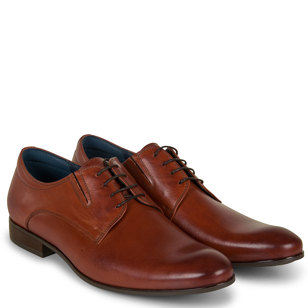 Dress Shoe in Tan