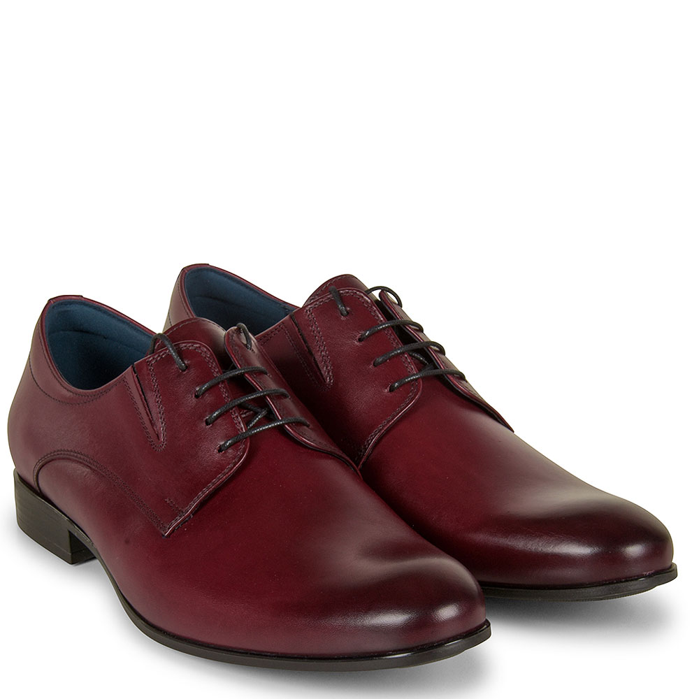 Dress Shoe in Burgundy