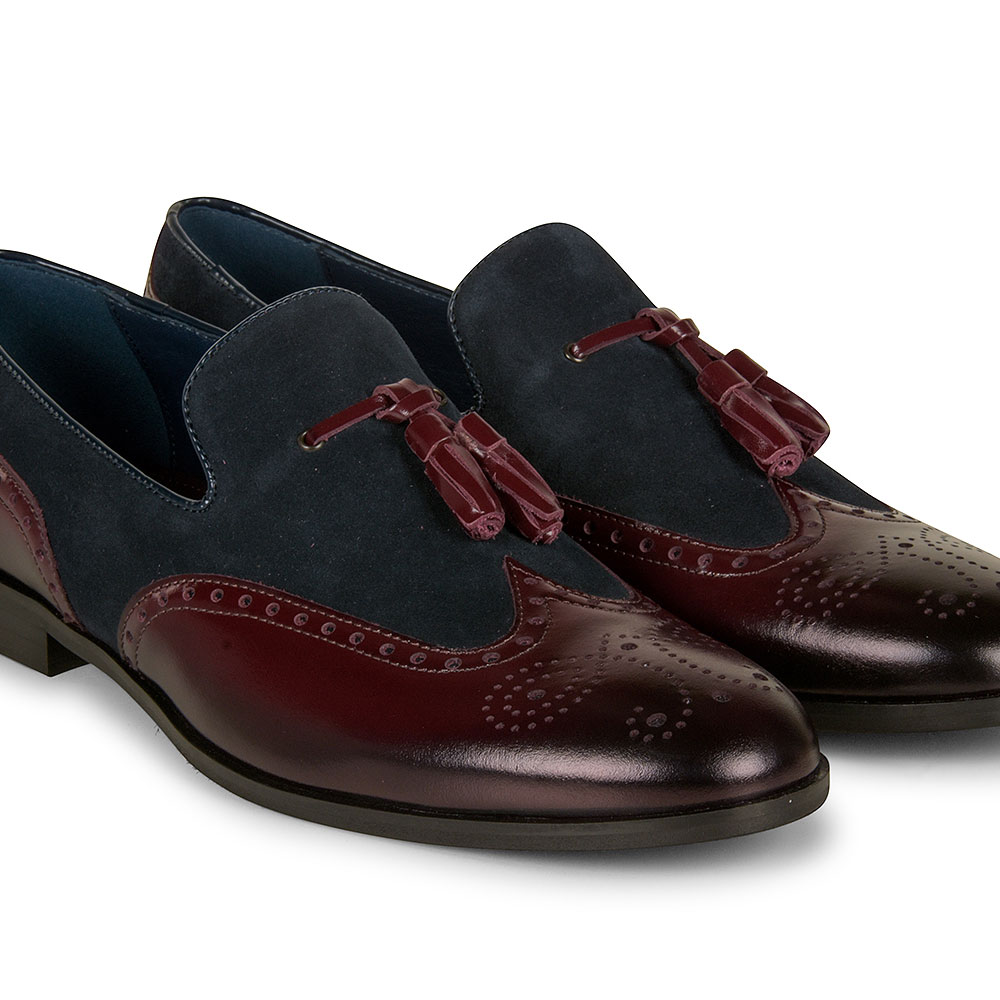 Loafer in Burgundy
