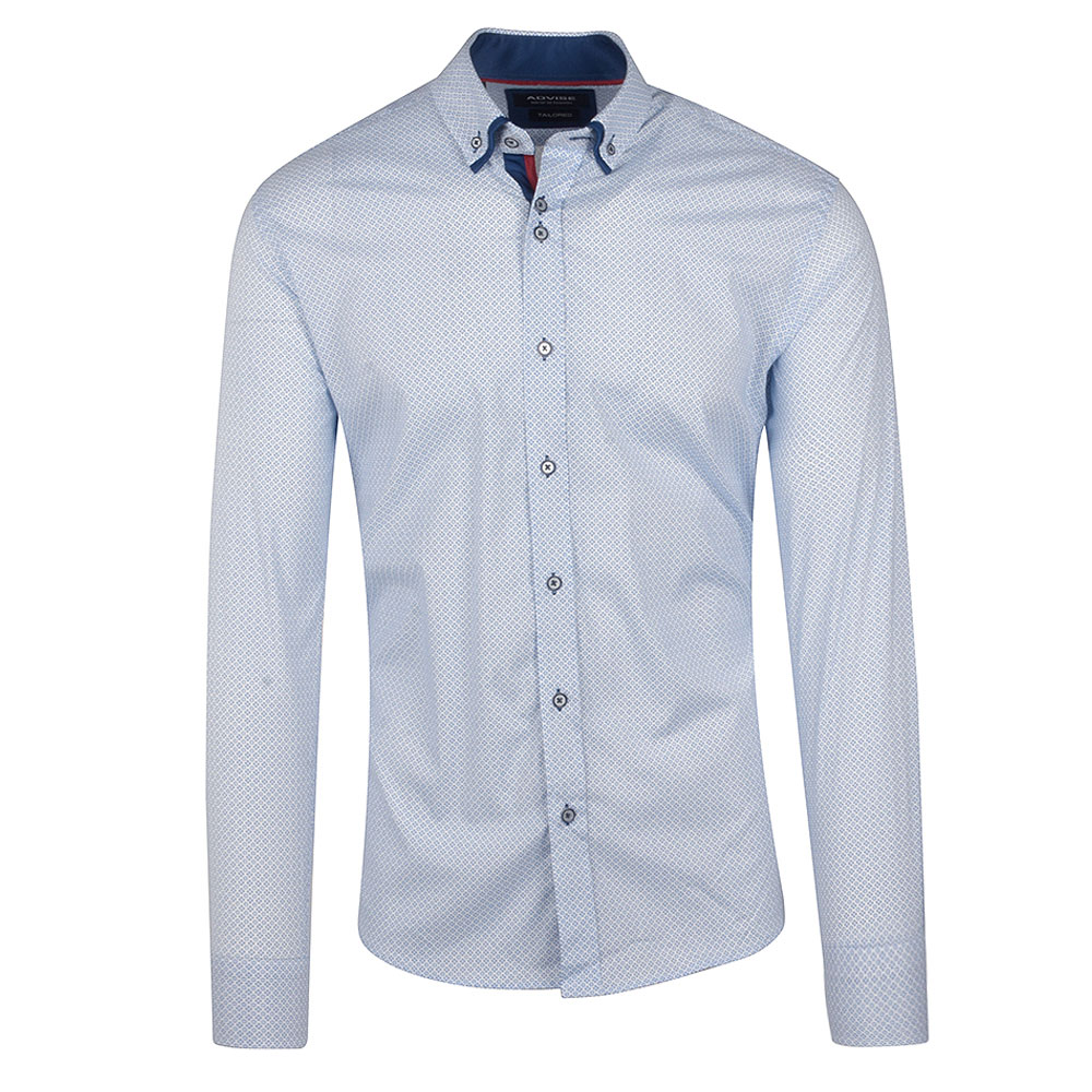 Advise Tailored Shirt in Blue