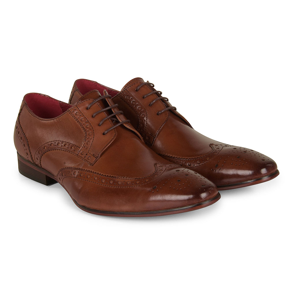 Vito Formal Shoe in Brown