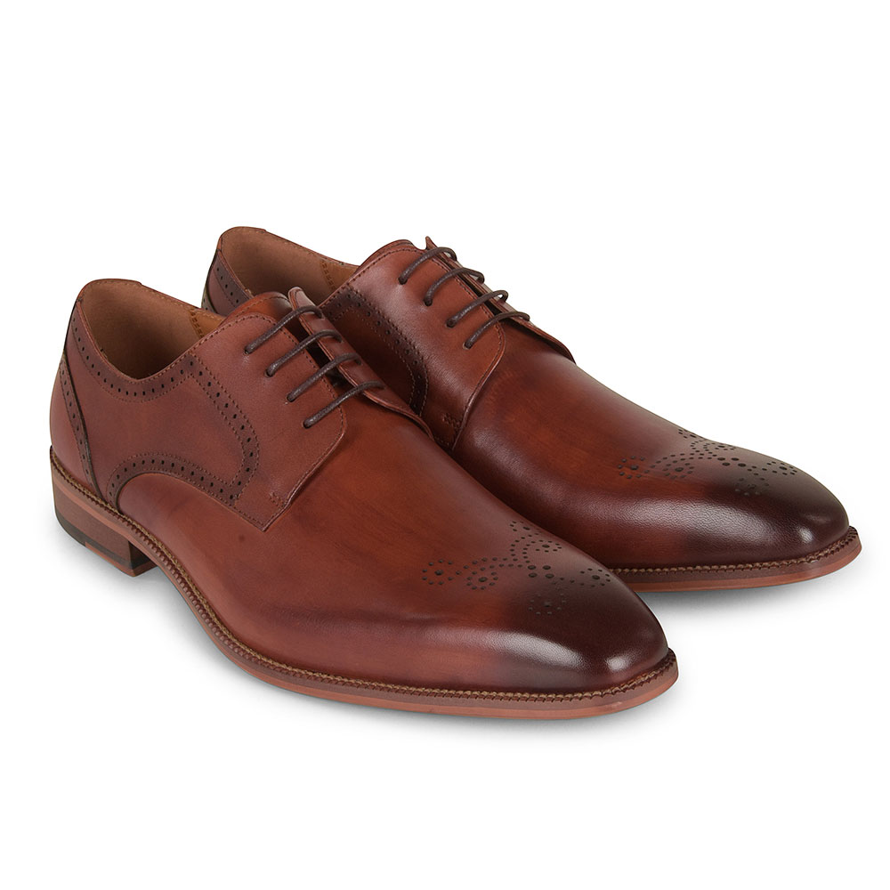 Leroy Shoe in Brown