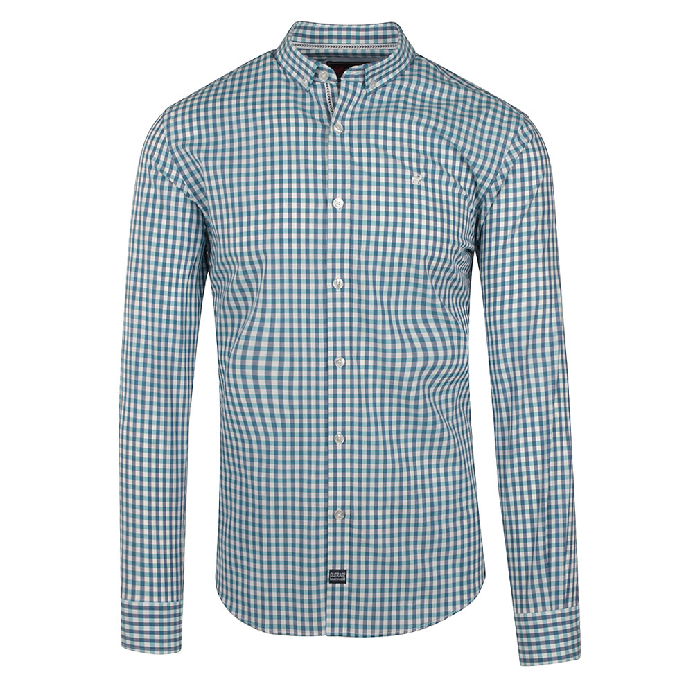 Orson LS Shirt in Green