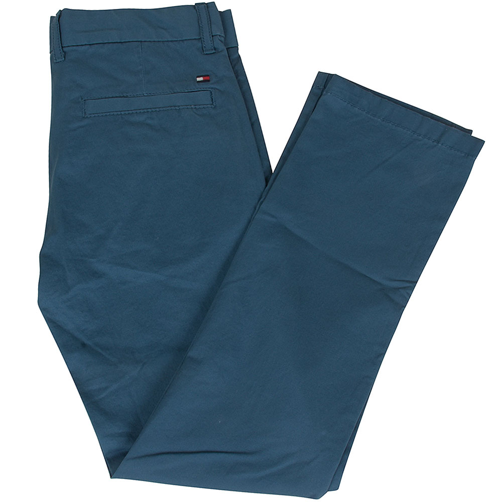 Essential Slim Fit Chino in Blue