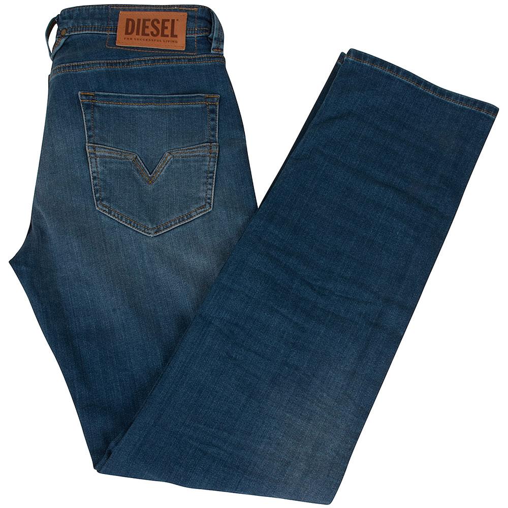 Larkee Regular Jeans in Lt Stone