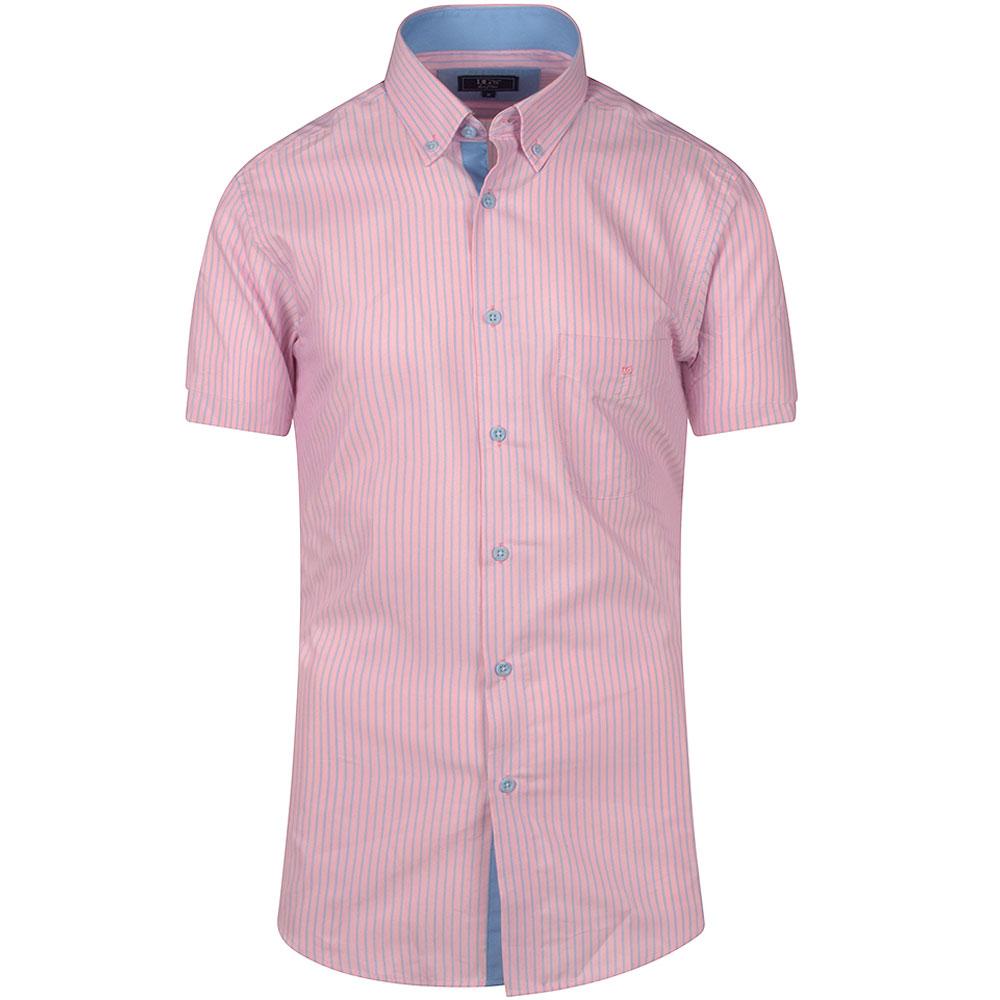 Geneva Half Sleeve Shirt in Pink