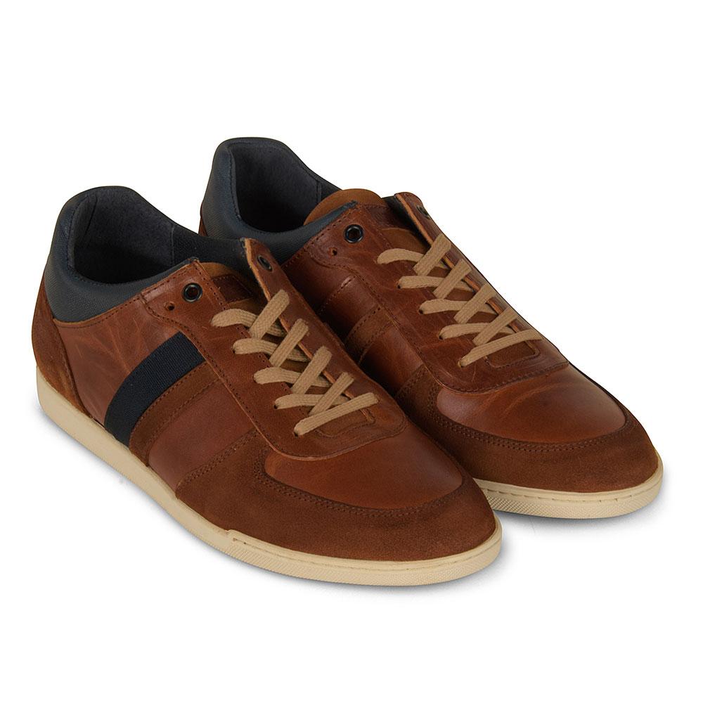 Lockyer Shoe in Tan