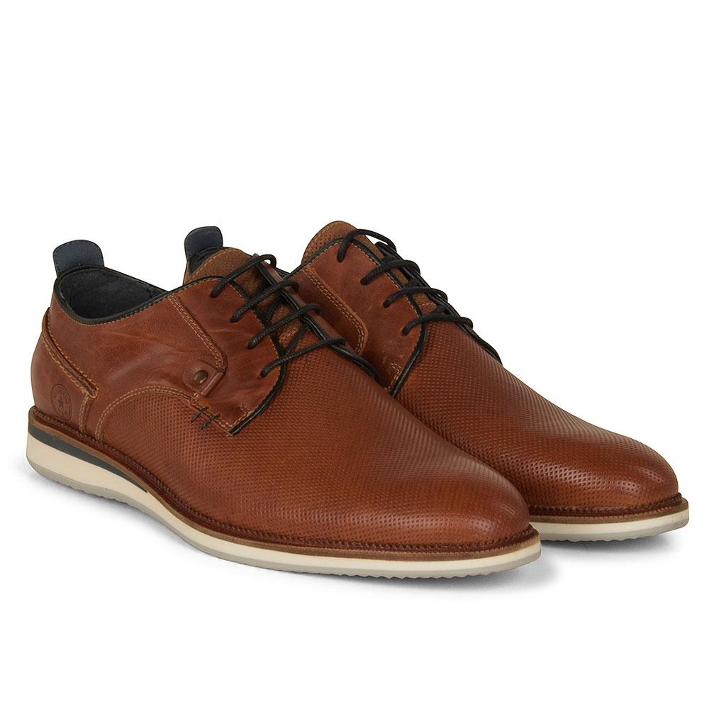 Kingmambo Casual Shoe in Tan
