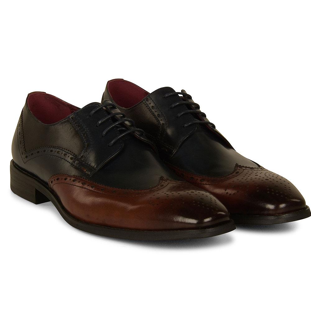 Desert Prince Shoe in Brown