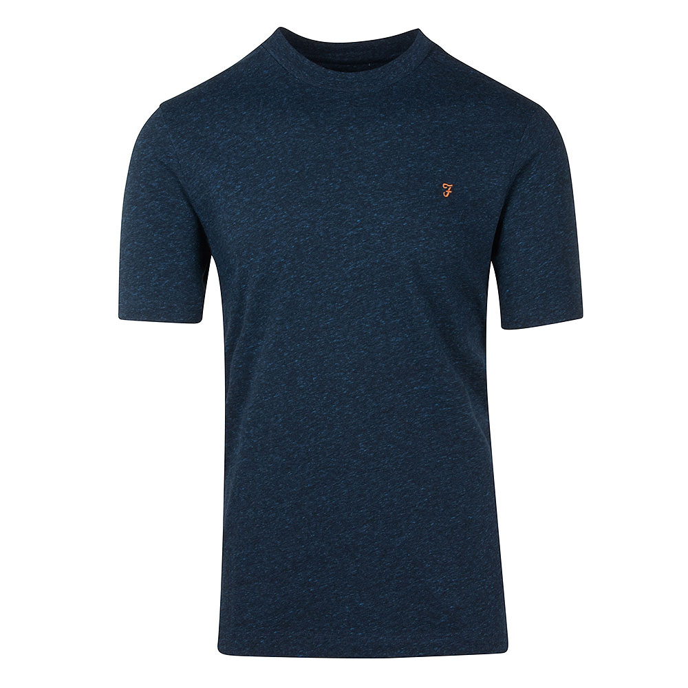Ashbury SS T-Shirt in Navy