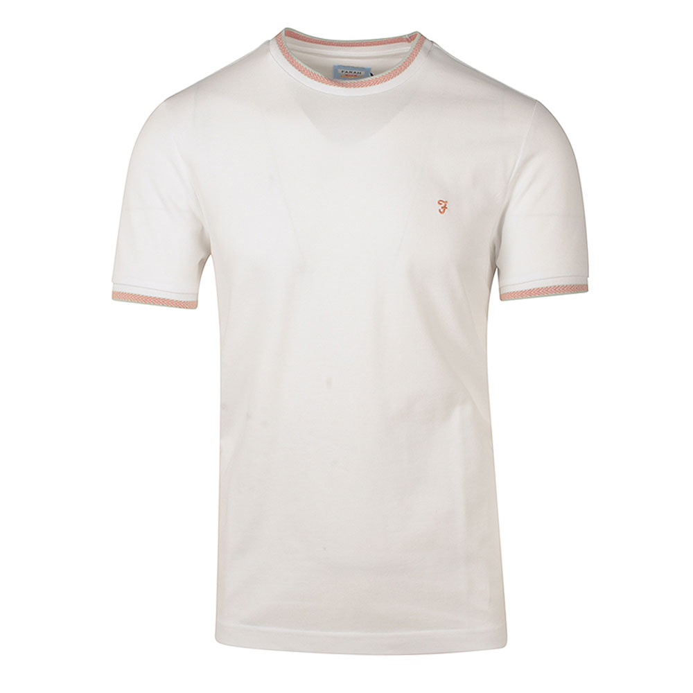 Beatnik SS T-Shirt in White