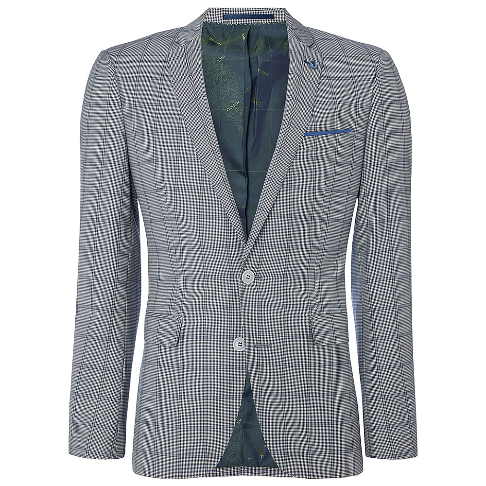 Lazio Jacket in Blue