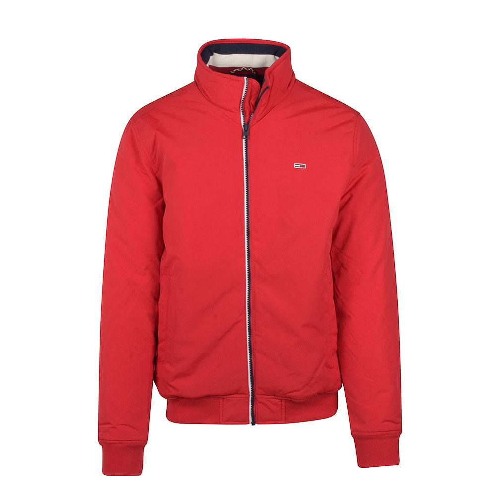 TJM Essential Padded Jacket in Red