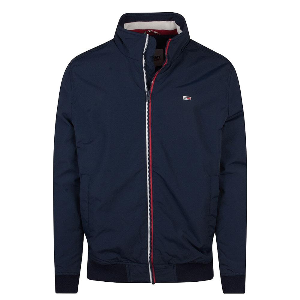 TJM Essential Padded Jacket in Navy