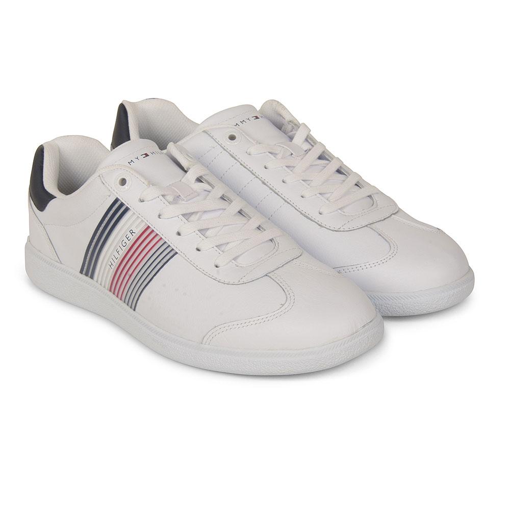 Essential Corporate Trainer in White