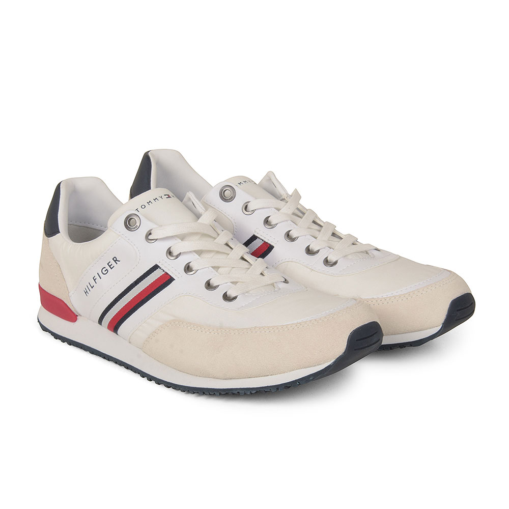 Low Mix Trainer in White