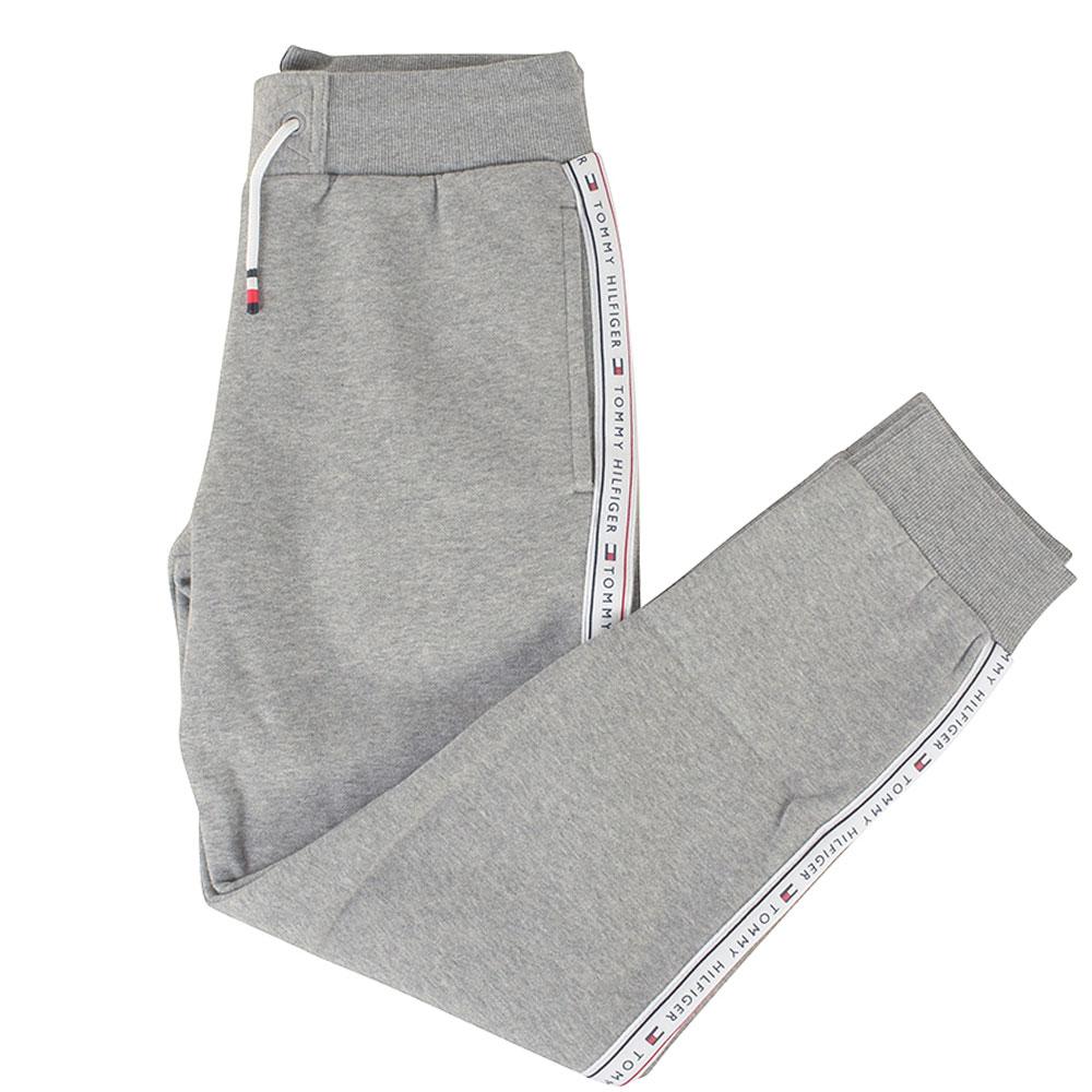 Kids Tape Sweatpant in Grey