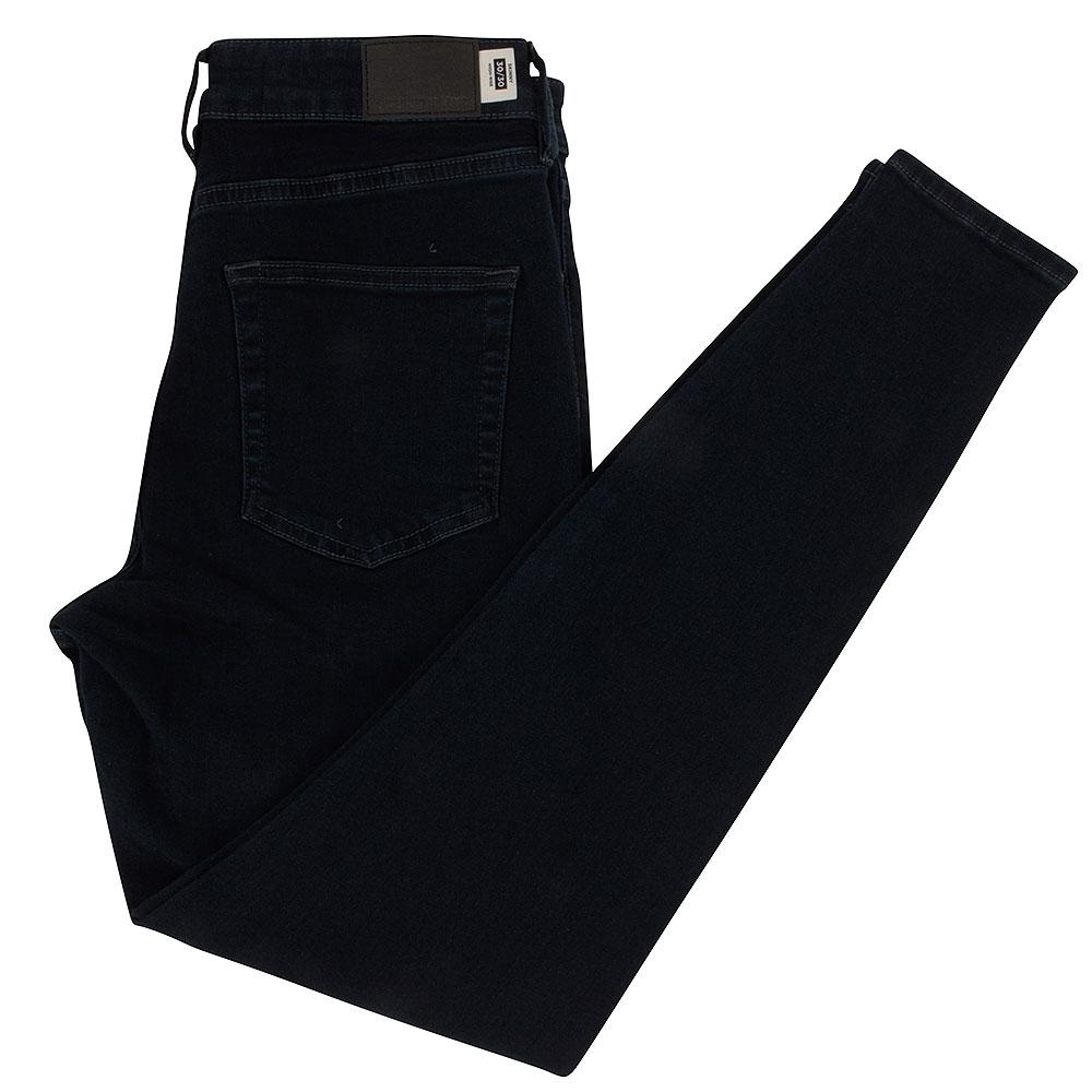 High Rise Womens Skinny Jean in Indigo