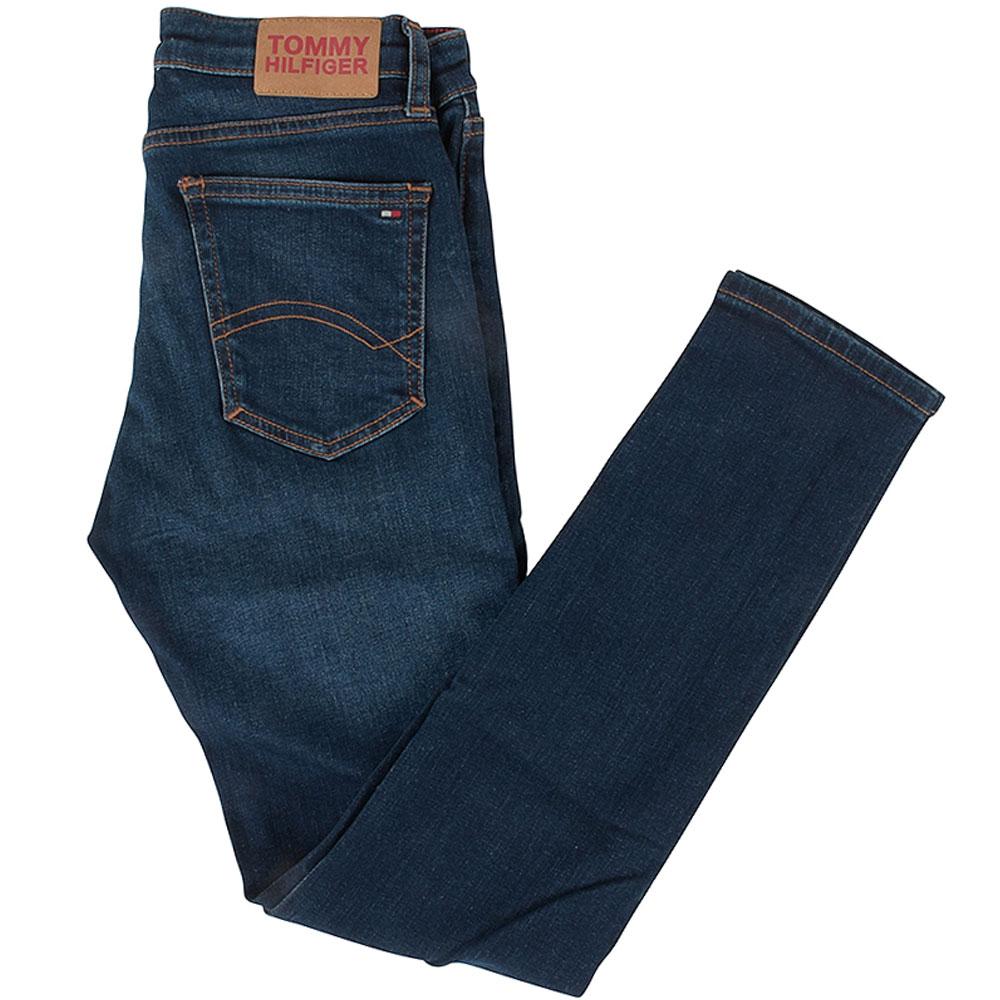 Simon Super Skinny Jean in Blue
