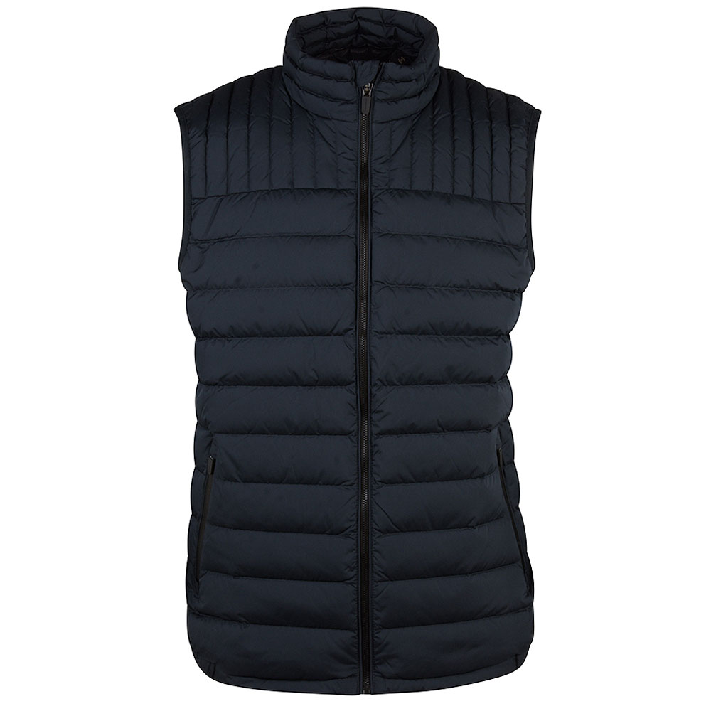 Ultimate Core Down Gilet in Navy