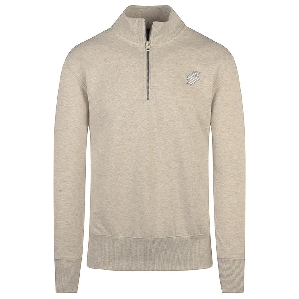 Sportstyle Half Zip in Grey