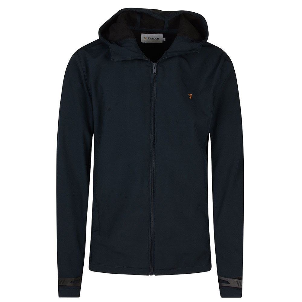 Bective Soft Shell in Navy