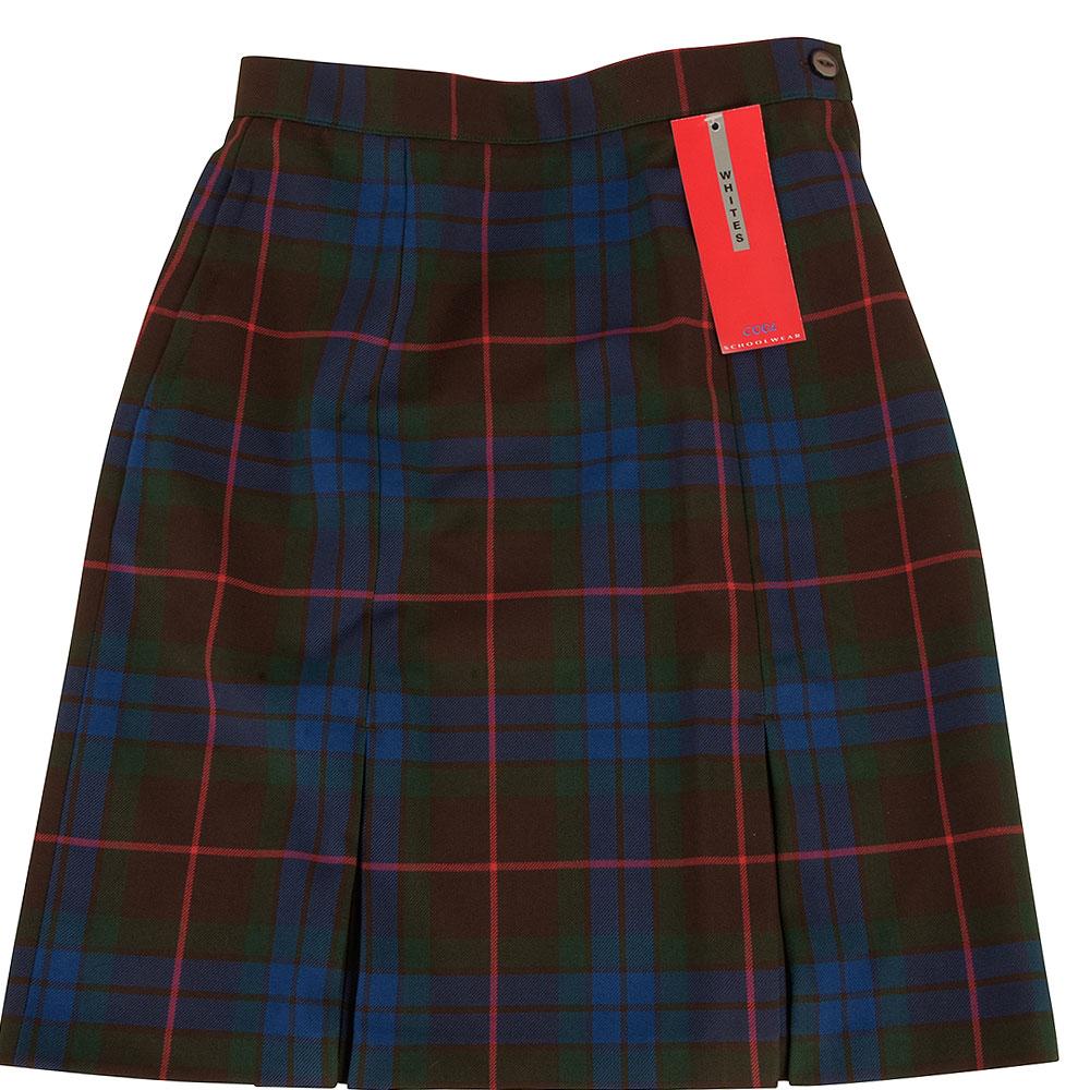 St Genevieves Tartan Skirt in Variety