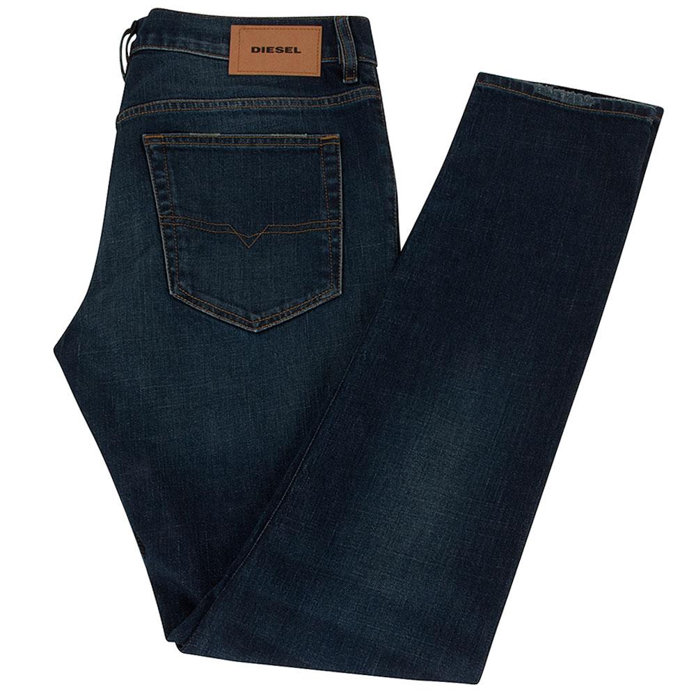 D-Luster Slim Fitting Jean in Stonewash