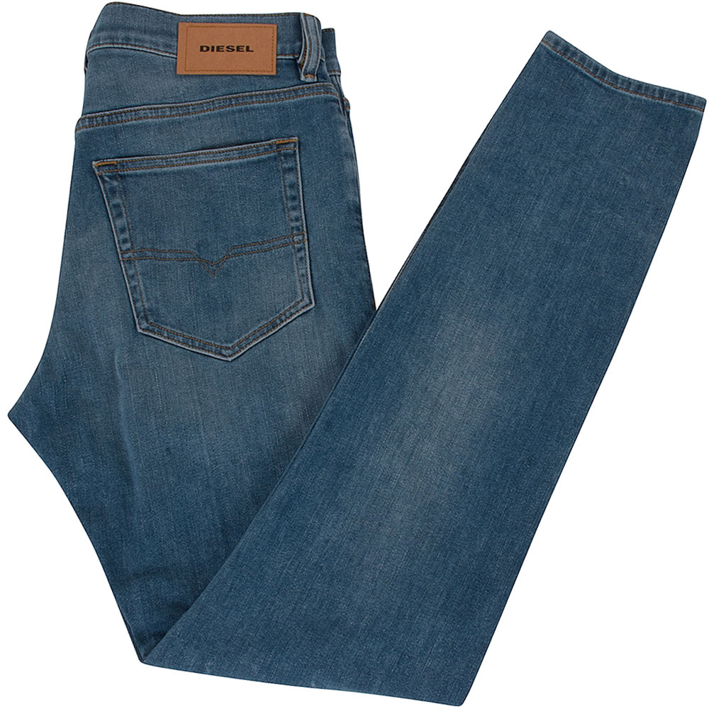 D-Luster Jeans in Lt Stone