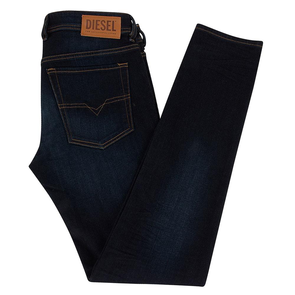 Sleenker Jeans in Indigo