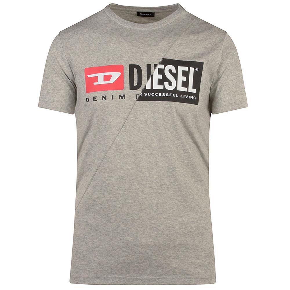 T-Diego T-shirt in Grey