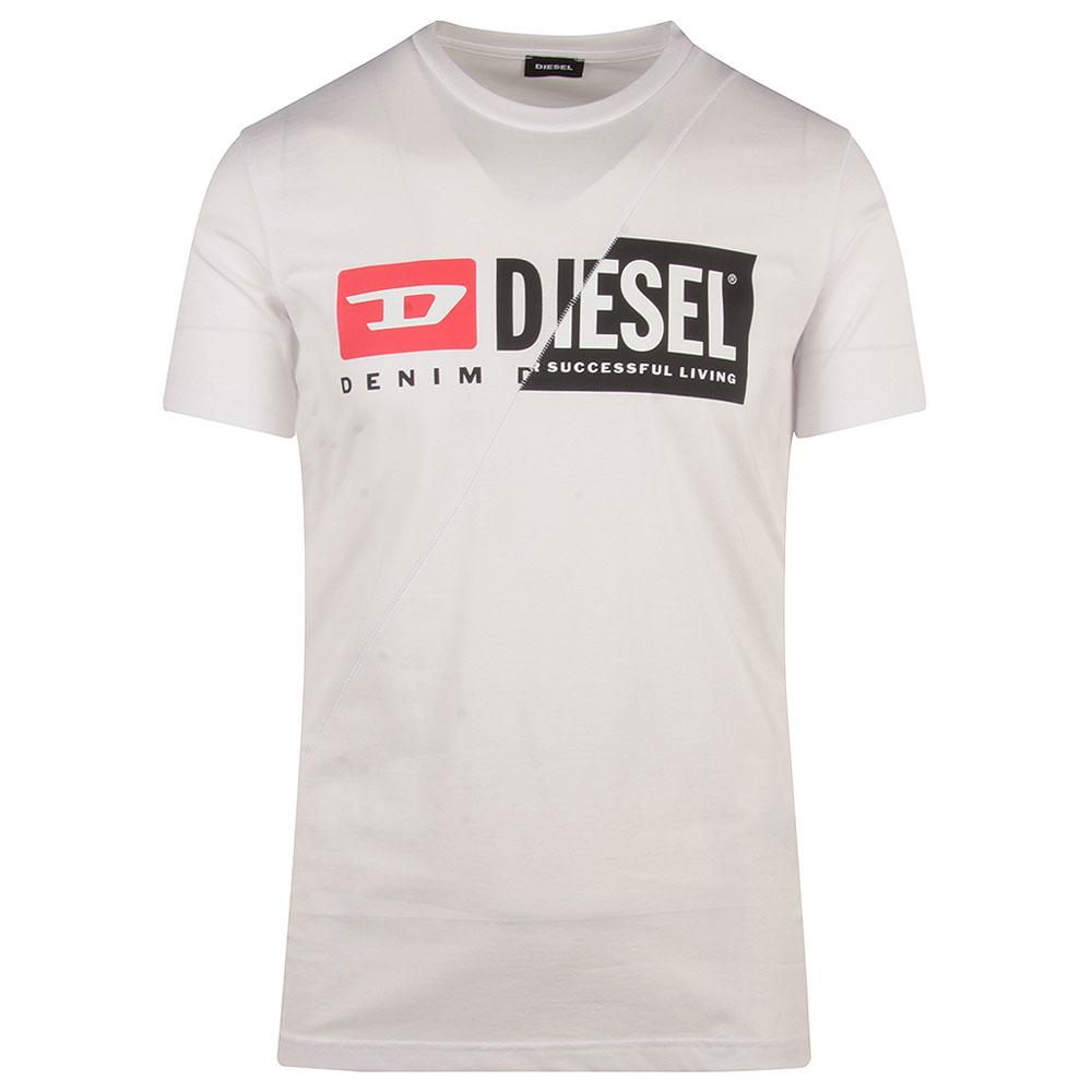 T-Diego T-shirt in White