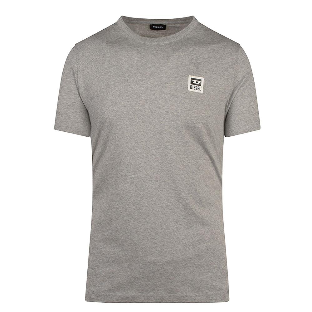 Diegos K30 T-Shirt in Lt Grey