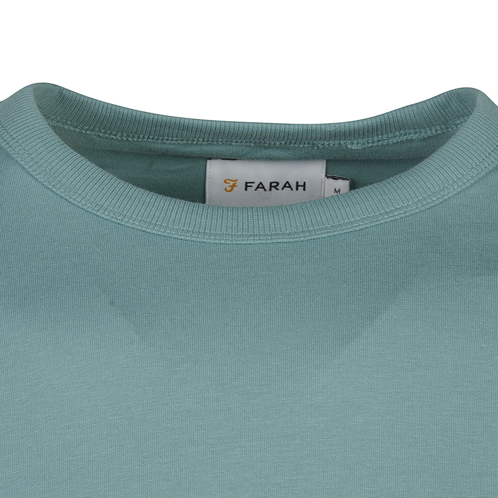 Danny SS T-Shirt in Green