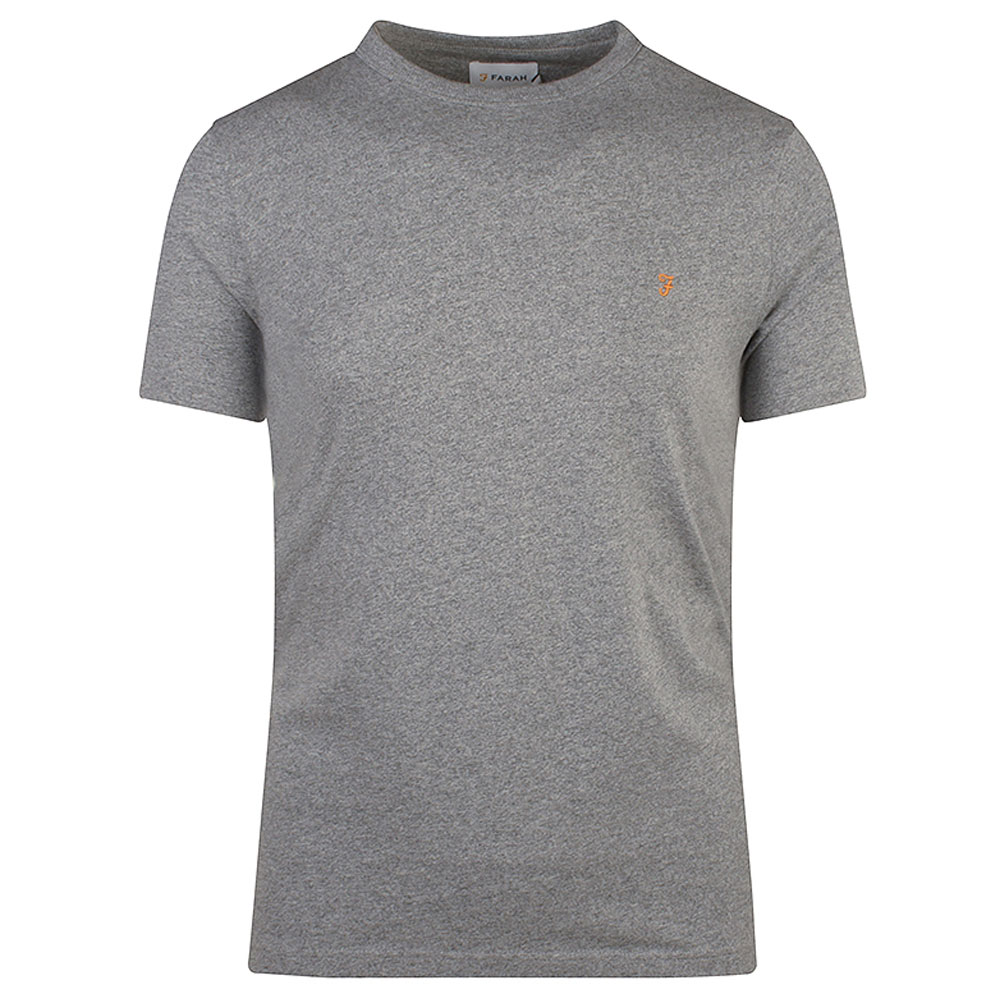 Danny SS T-Shirt in Grey